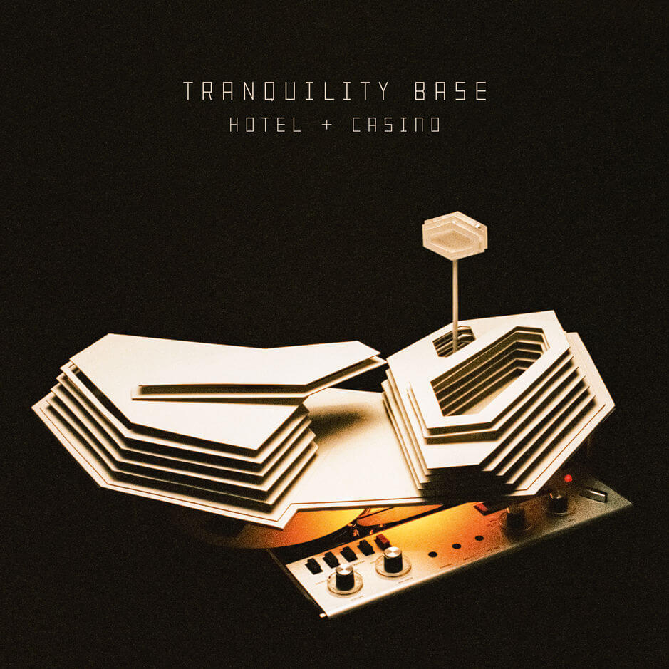 arctic monkeys tranquility base hotel + casino
