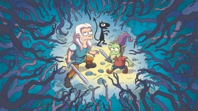 Así es 'Disenchantment', la nueva serie animada de Matt Groening