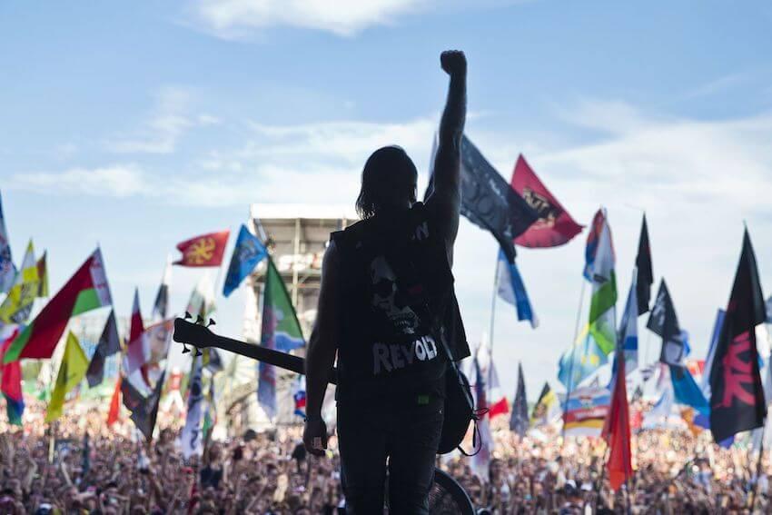 Festivales de Rock