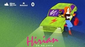 Hirian 2018 presenta sus horarios para ocupar Bilbao