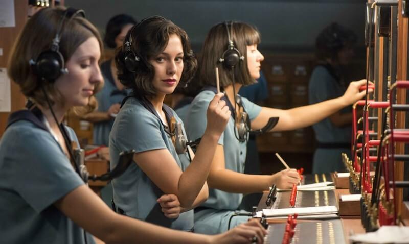 Las chicas del cable - Banda sonora