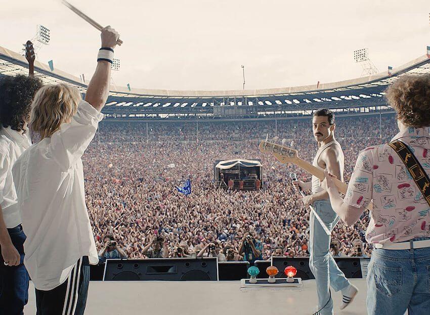 Bohemian Rhapsody - Biopic Freddie Mercury - Trailer