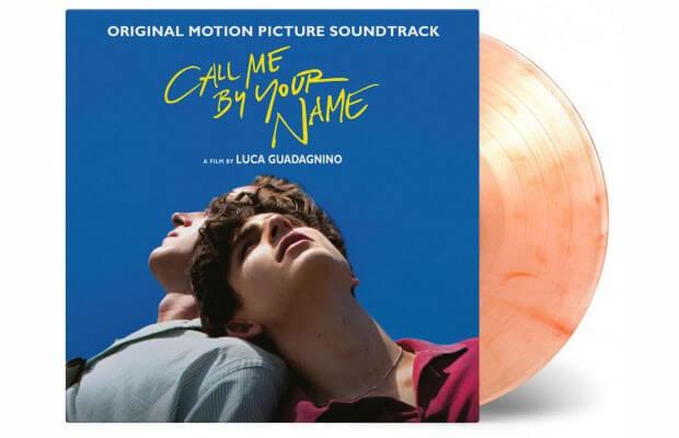 Call Me By Your Name - Banda sonora en vinilo