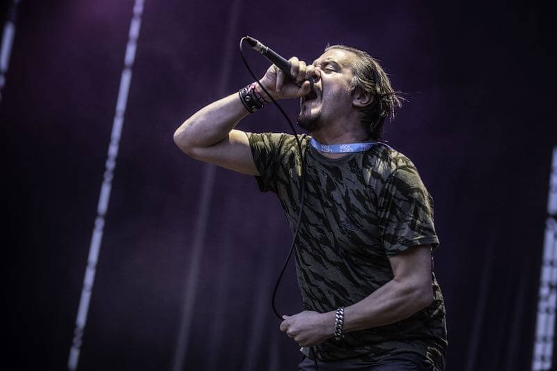 Dead Cross - Azkena Rock Festival 2018
