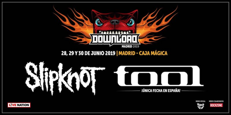Download Festival 2019 Madrid
