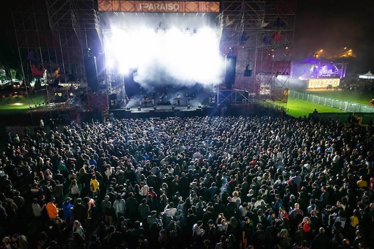 Festival Paraíso 2018 en Madrid