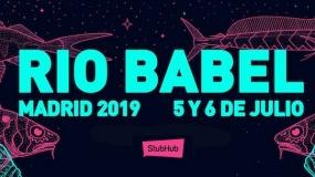 Río Babel 2019 está listo para hacer bailar a Madrid