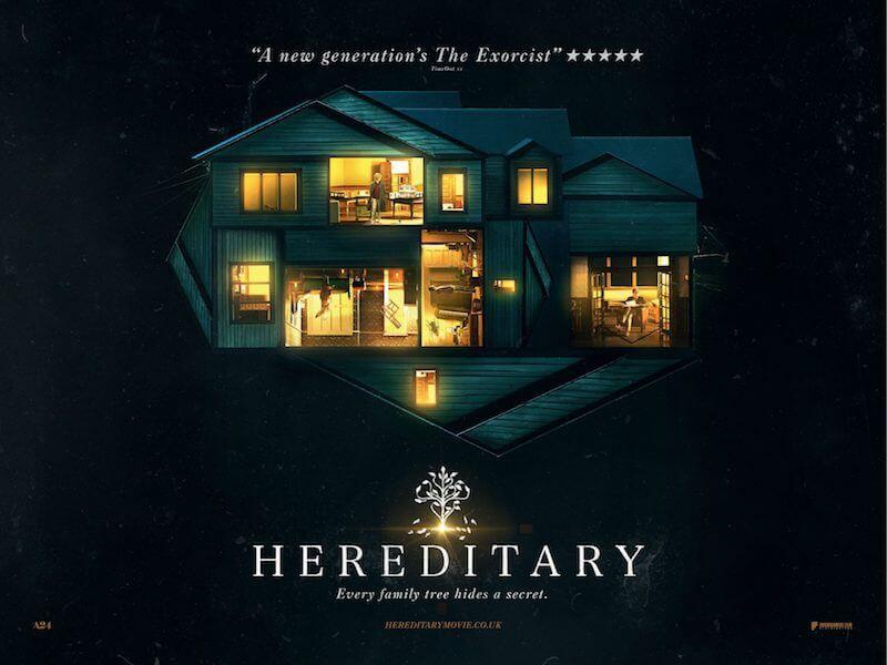 Banda sonora de Hereditary