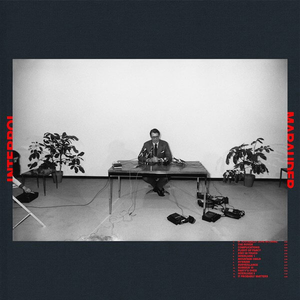 Interpol - Marauder (2018)