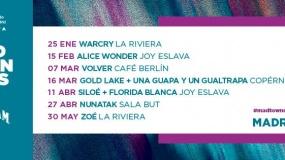 El ciclo Madtown Days de Madrid continúa en febrero con su programación