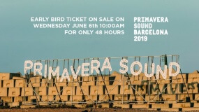 Streaming: Conoce el cartel del Primavera Sound 2019