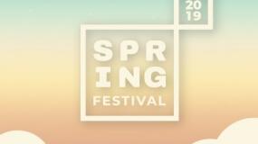Horarios del Spring Festival 2019