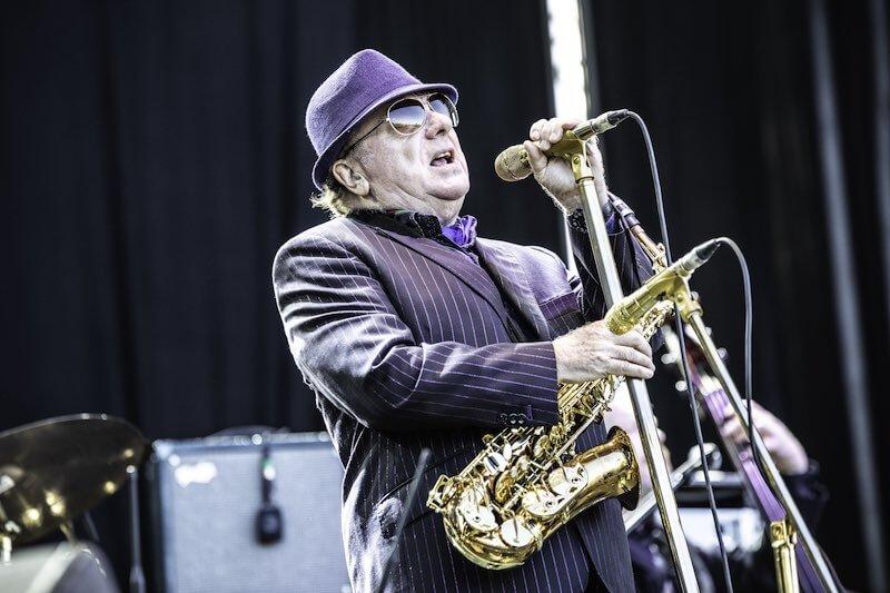 Van Morrison - Azkena Rock Festival 2018