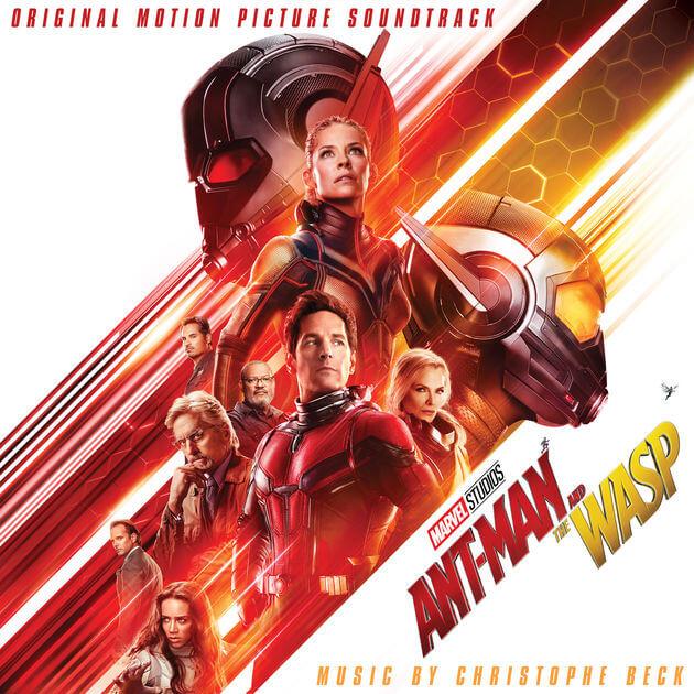 Ant-Man y la avispa - Banda Sonora