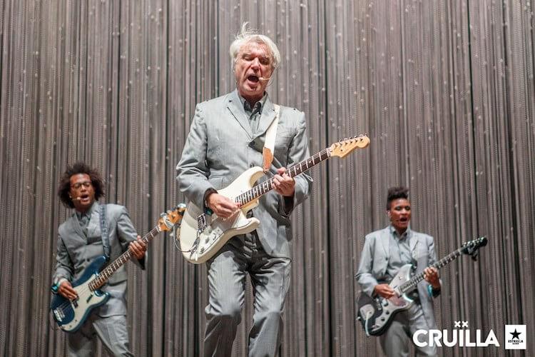 David Byrne - Festival Cruilla 2018