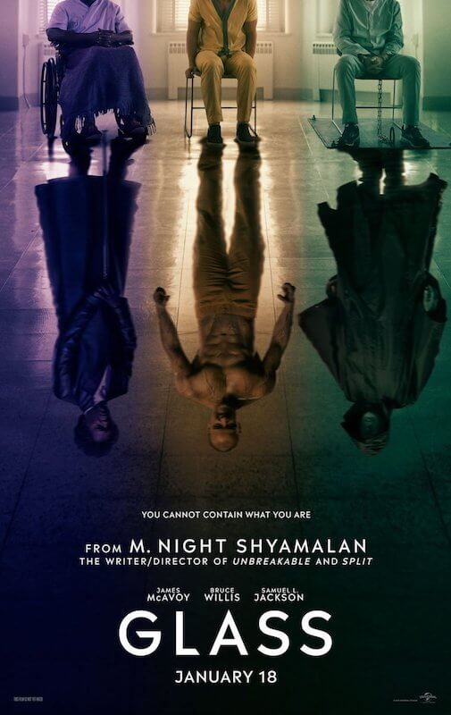 Glass - M. Night Shyamalan