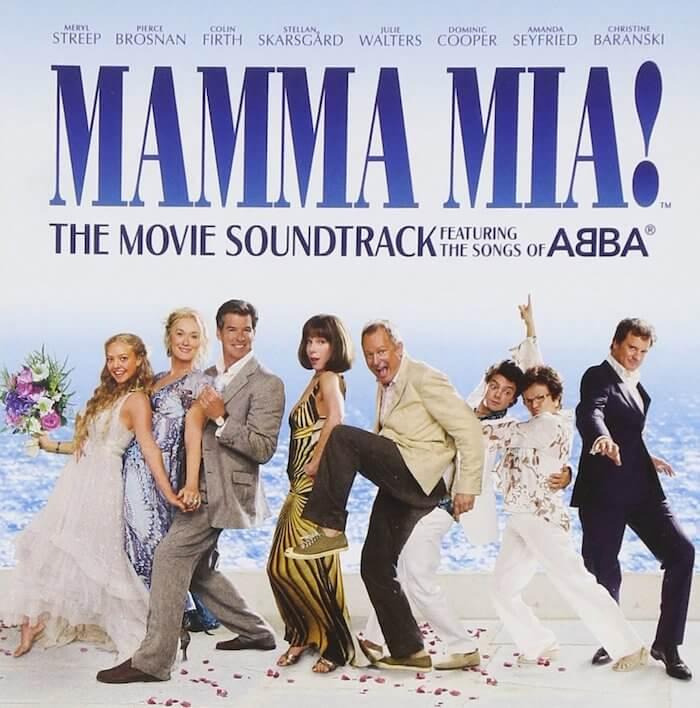 Banda Sonora De Mamma Mia Parte 1 Y 2 B S O Y Canciones