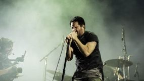 En directo: Concierto completo de Nine Inch Nails en Corona Capital 2018