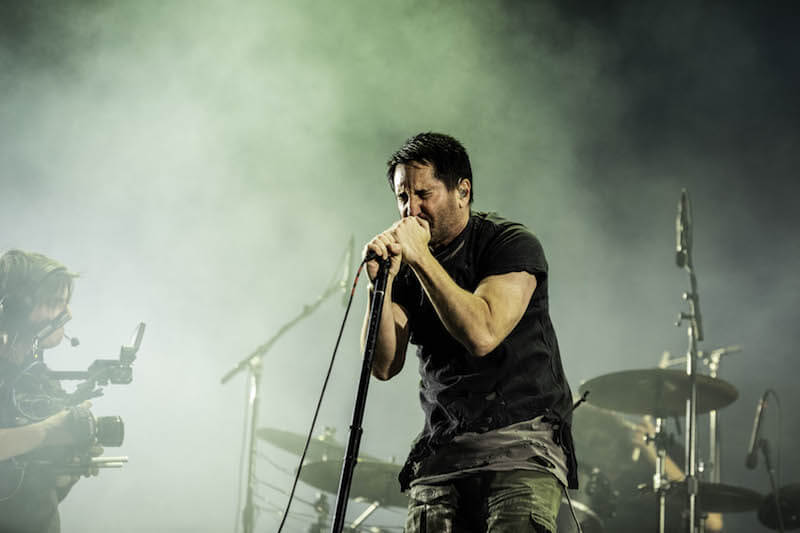 Nine Inch Nails - Mad Cool Festival 2018