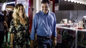 Pedro Sánchez visita el FIB 2018 para ver a The Killers