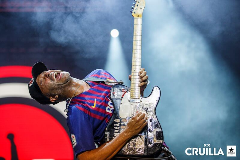 Prophets of Rage - Cruilla Festival 2018