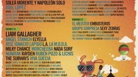 Horarios del Sonorama Ribera 2018… ¡música y lechazo para todos!