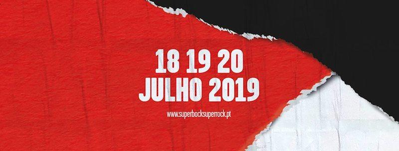 Super Bock Super Rock 2019