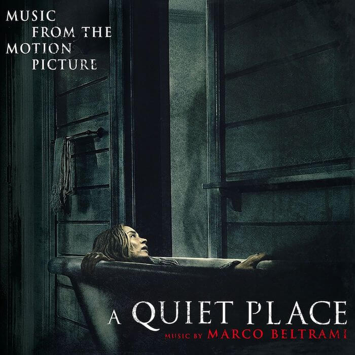 Un lugar tranquilo - Banda Sonora