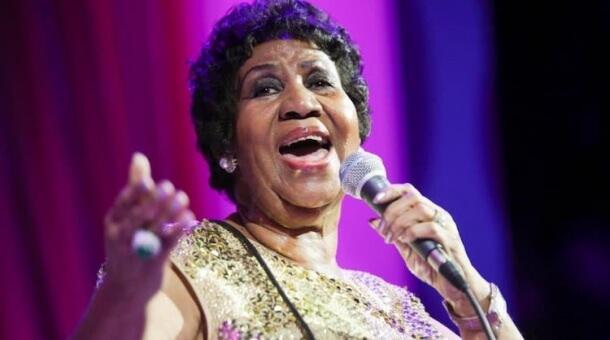 Aretha Franklin se encuentra gravemente enferma