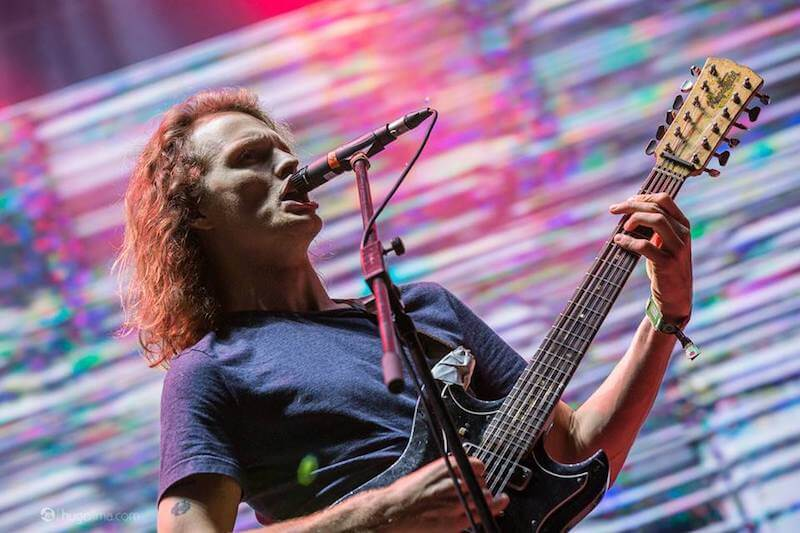 King Gizzard & The Lizard Wizard - Paredes de Coura 2018