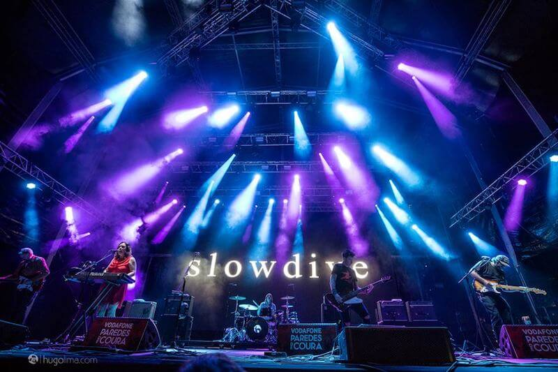 Slowdive - Paredes de Coura 2018