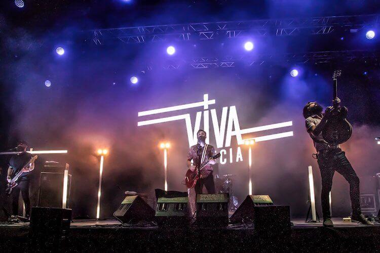 Viva Suecia - Santander Music 2018