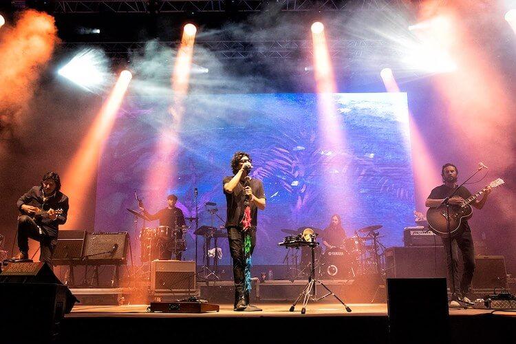 Zoé - Santander Music 2018