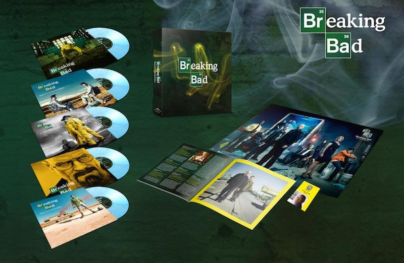 Banda Sonora de Breaking Bad en vinilo
