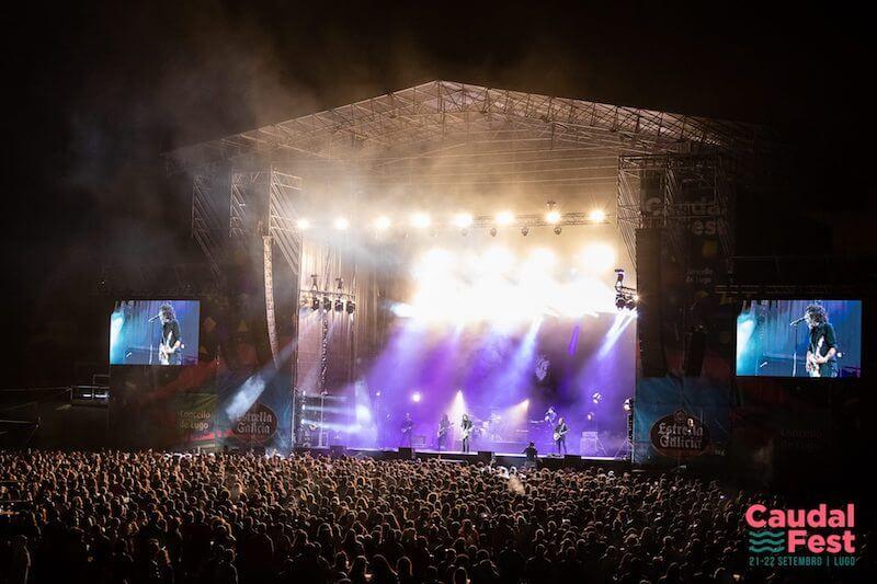 Caudal Fest 2018 - Viernes