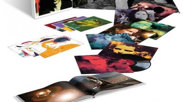 Conoce los detalles del Box Set que recopila la carrera de Chris Cornell