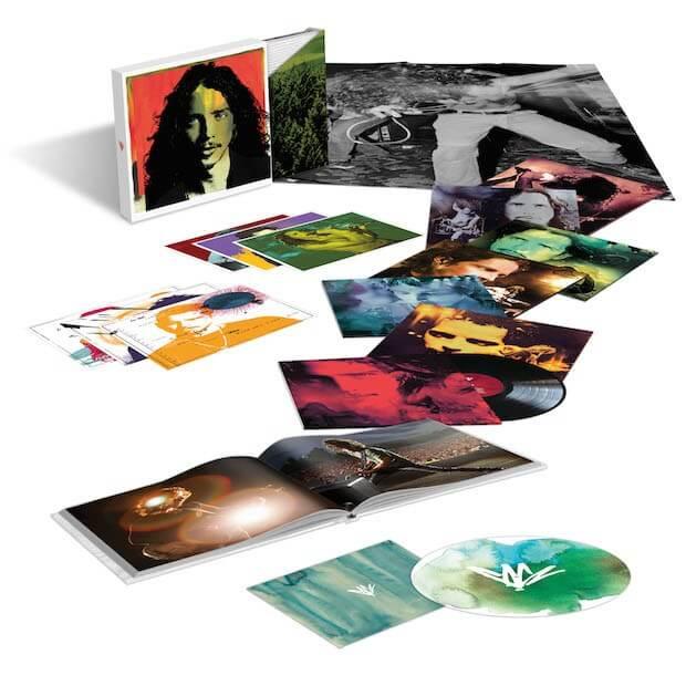 Chris Cornell Box Set
