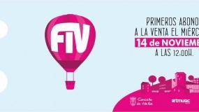 Horarios del FIV 2019