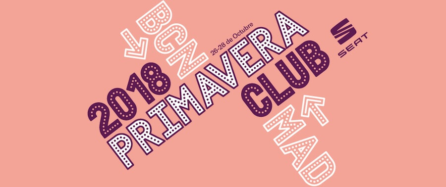 Primavera Club 2018 - Madrid y Barcelona