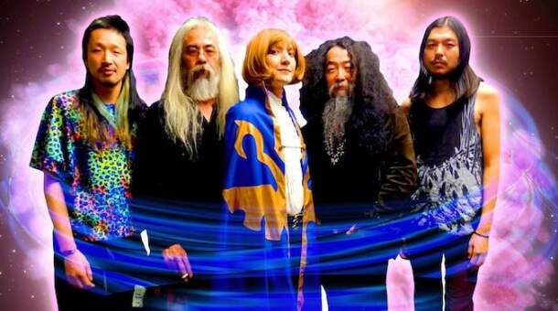 Crónica: Acid Mothers Temple & The Melting Paraiso UFO en Madrid (10-10-2018)