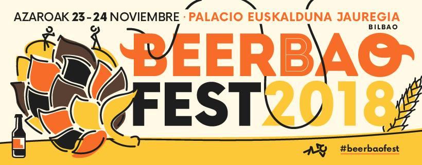 Beerbao Fest 2018 en Bilbao - Festival cervezas