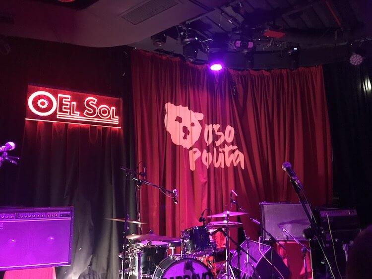 Oso Polita presenta a sus bandas en Madrid