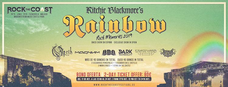 Rock The Coast Festival 2020