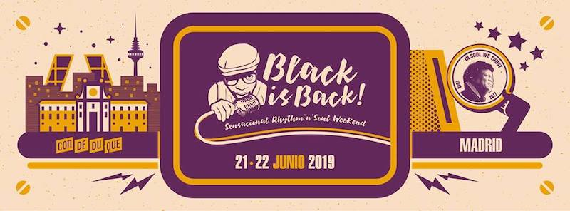 Black is Back Weekend 2019