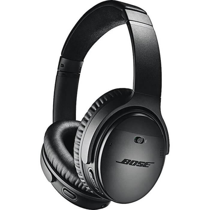 Bose QuietComfort 35 - Auriculares Bluetooth
