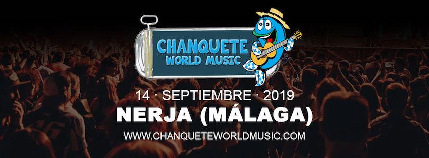 Chanquete World Music Festival 2020