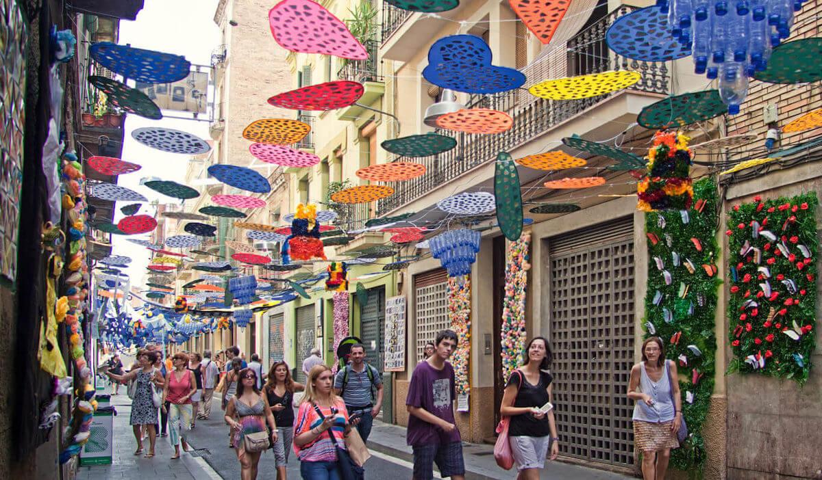 Programación de la Festa Major de Gràcia 2019