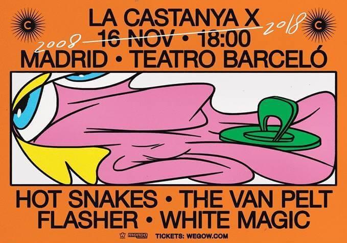 La Castanya celebra su 10º aniversario en Madrid