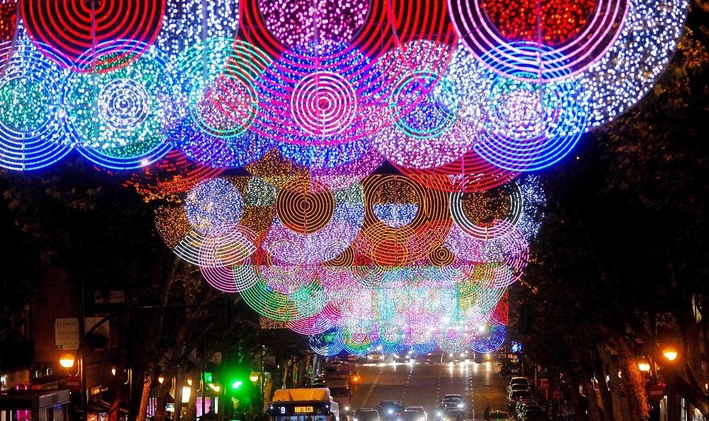 Luces de Navidad en Madrid 2018 - 2019
