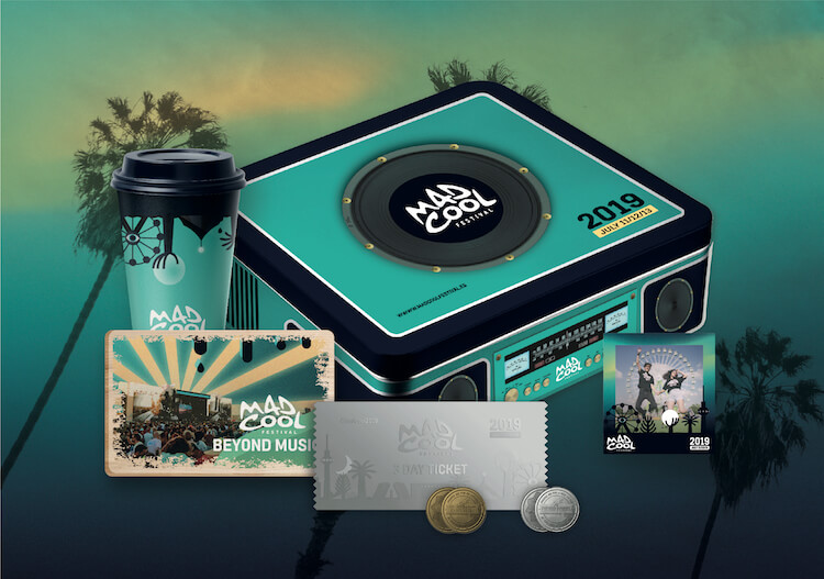 Pack Mad Cool 2019 - Fnac